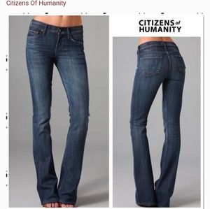 Citizens of humanity amber stretch #263 jean